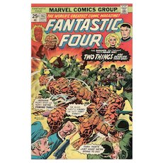 Fantastic Four No. 162 - Sept 1975