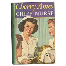 Cherry Ames - Chief Nurse