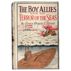 The Boy Allies with the Terror of the Seas