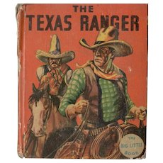 The Texas Ranger Whitman Big-Little Book