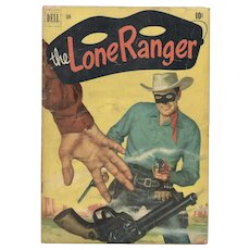 The Lone Ranger - Dell Comic #43 1952