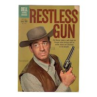 Restless Gun - Dell Comic Nov/Jan 1961