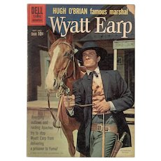 Wyatt Earp - Dell Comic #12 Sept/Nov 1960