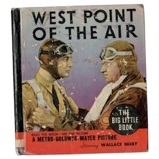 West Point of the Air Big-Little Book
