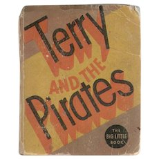 Terry and the Pirates Big-Little Book