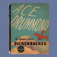 Ace Drummond Whitman Big-Little Book