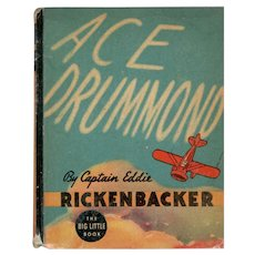 Ace Drummond Whitman Big-Little Book
