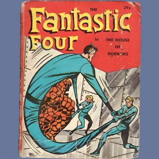 Fantastic Four The House of Horrors