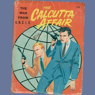 The Man from UNCLE The Calcutta Affair