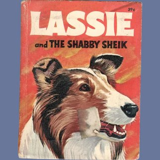 Lassie and the Shabby Sheik