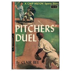 Chip Hilton Sports Story Pitcher's Duel
