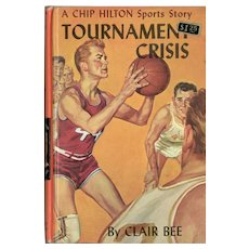 Chip Hilton Sports Story Tournament Crisis