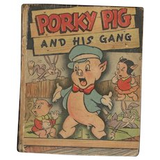 Porky Pig and His Gang Big-Little Book