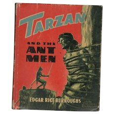 Tarzan and the Ant Men Better-Little Book