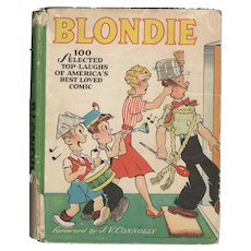 Blondie 100 Selected Top-Laughs Comic Compilation