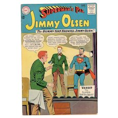Superman's Pal Jimmy Olsen Comic 67 March 1963