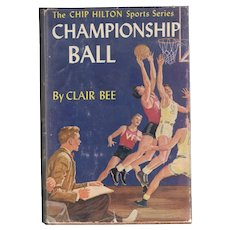 Championship Ball - Chip Hilton Sports Series