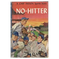 No-Hitter -- A Chip Hilton Sports Story