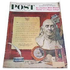 The Saturday Evening Post issue January 16, 1960