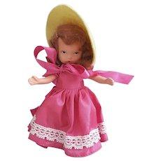 Nancy Ann Storybook Bisque doll 149 To Market