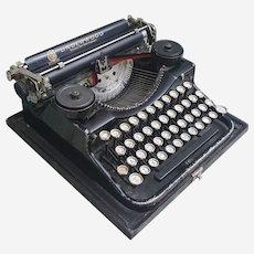 Underwood Standard Portable Typewriter-Four Bank Keyboard Underwood Typewriter