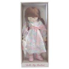 Pauline Bjonness-Jacobsen Heather Doll, Dolls by Pauline New