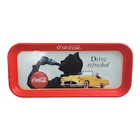 1990 Coke Tray Drive Refreshed, Coca Cola tray