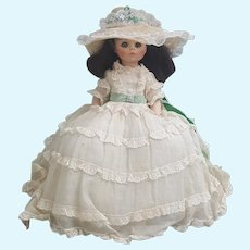 "Madame Alexander Scarlett 14"" doll"