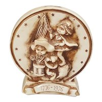Royalty Industries Bi-Centennial bank advertising coin bank,
