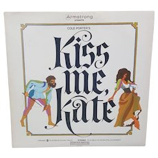Cole Porter's Kiss Me Kate Record Album Limited Edition Collector's Item