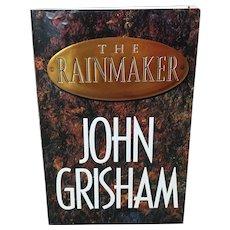 First Edition John Grisham The Rainmaker