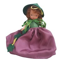 Nancy Ann Storybook Doll Seasons Series Autumn 92 with box