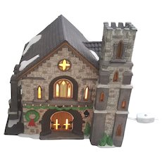 Dept 56 The Heritage Village Collection Dickens Village Series Whittlesbourne Church
