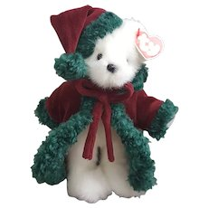 TY Attic Treasures Collection Klause TY Santa Bear