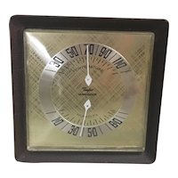 Vintage Taylor Humidiguide Temperature and Humidity