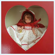 Nancy Ann Storybook Doll 157 Fairyland Land Series Queen of Hearts in original box