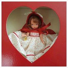 Nancy Ann Storybook Doll 157 Fairyland Land Series Queen of Hearts in original box