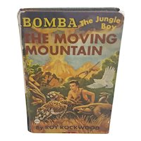 1926 Bomba The Jungle Boy The Moving Mountain by Roy Rockwood