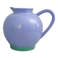 Lindt-Stymeist Colorways green and blue pitcher 2.5 quart