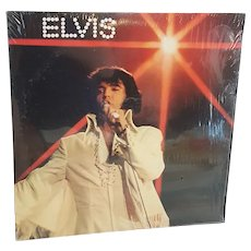 1971 Elvis I'll Never Walk Alone record album