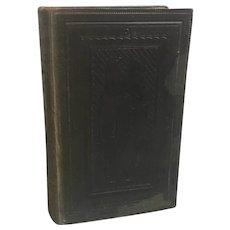 Wonderful 1877 German Bible, Dr. Martin Luthers 19th century German Bible