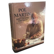 1988 Pol Martin Easy Cooking for Today cookbook