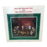 1984 Music Box Nutcracker Suite and More Christmas Favorites, New Sealed