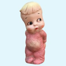 1956 Dreamland Creations Rubber squeaky doll