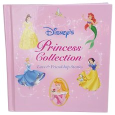 Disney's Princess Collection First Edition Book 1999-Love and Friendship stories from Disney