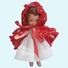 Nancy Ann Storybook Doll Little Red Riding Hood