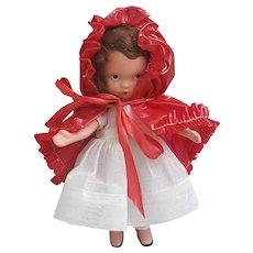 Nancy Ann Storybook Doll Little Red Riding Hood