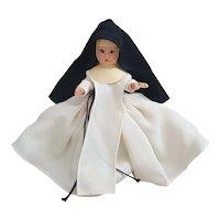 Nancy Ann Storybook Doll 81 Nun with original box and arm tag