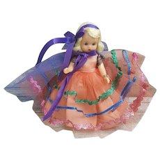 Nancy Ann September Doll 170 with tag