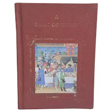 Book of Hours devotional book